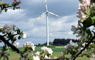 New Jersey wind turbine