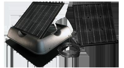 50watt solar attic fan