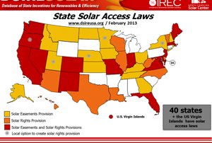 State Solar Access Laws