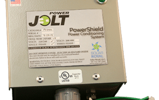 power jolt power shield energy conditioning system