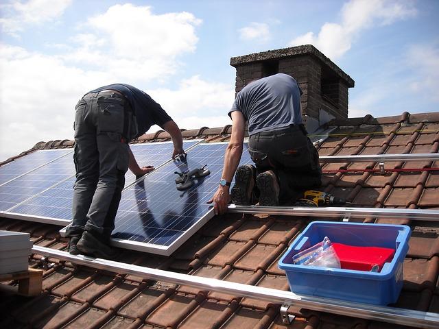 mandatory solar panel installation
