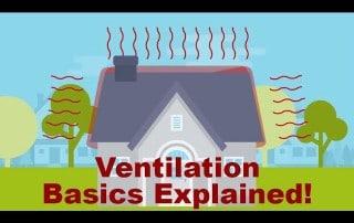 Solar Attic Ventilation Basics