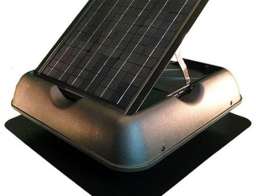 Frequently Asked Questions About Solar Attic Fans
