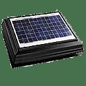 solar attic fan, solar dyanamics, attic ventilation